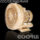 Goorui 3 Phase Side Channel Blower for Air Knives Drying