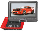 "10.1"" LCD Portable DVD Player with USB SD Analog TV"