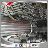 Construction Building Material Hot Dipped Galvanized Steel Pipes Threaded with Couplings