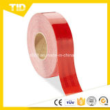 Red High Intensity Reflective Warning Tape for Safety