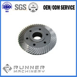 OEM Steel Machinery Drilling Milling Machining Parts by CNC Machining Center