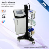 Wrinkle Removal Microcurrent Face Lift Machine Race Beauty