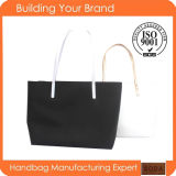 Women Shopping Eco-Friendly and Recylable Fashion Tote Bag