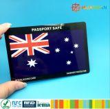 Bank information protector anti RFID scan Blocking Cards