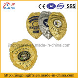 2017 Promotional Custom Metal Police Badge