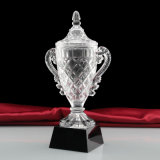 Black Bowl Cup Crystal Trophy Custom Crafts Business Gifts