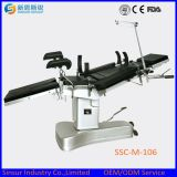 Hospital Equipment Manual Multi-Purpose Surgical Operating Room Table