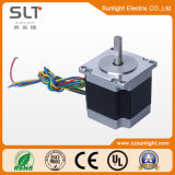 Low Noise Low Voltage Small Stepping Motor with High Speed