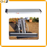 Aluminum Handicapped Antiskid Wheelchair Ramp