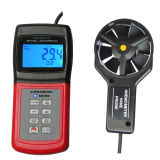Digital Airometer Anemometer Wind Gauge Am-800