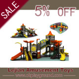 Exciting Funny Durable Children Playground Slide (X1517-6)