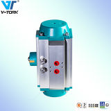 Spring Return Pneumatic Actuator with Low Price