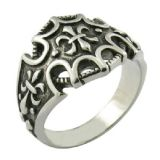 316L Stainless Steel Jewelry Ring