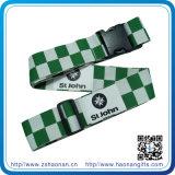 Custom Sublimation Printed Luggage Belt for Travel Gift