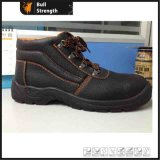 Industrial Leather Safety Shoes with Ce Certificate (SN1650)