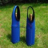 Top Quality Neoprene Wine Bottle Cooler, Custom Bottle Bag (BC0027)