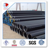 Round X52 Seamless Steel Pipe
