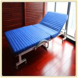 Hotel Fold up Bed with Mattress 190*90cm