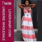 Stripe Trendy Casual Dress for Women (L51221-2)