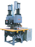 Pneumatic High Frenquency Plastic Welder for Soft Fabric