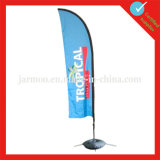 Wholesale Double Sublimated Printing Wind Flag with Pole