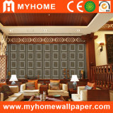 Foaming 3D PVC Wall Paper for Wall Decoration