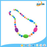 Food Silicone Teether Necklace Pendants Nursing Necklace