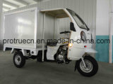 Tricycle with Closed Box to Keep Vagetable, Food or Beverage Fresh