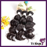 Grade 7A Brazilian Human Hair Weave Loose Wave