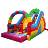 Factory Direct Inflatable Slide, Inflatable Slide Combo, Inflatable Jumping Bouncer for Sale