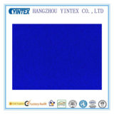 Classic Felt Recycled Polyester Knitted Fabric for Home Textiles, Blue