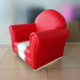 Rocking Children Furniture/Leather Sofa for Kids (SF-34)