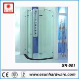 Simple Design, High Quality Glass Hardware Shower Kit (SR-001)