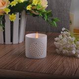 Pierced Votive Ceramic Candle Holders