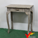 Antique Wooden Outdoor Furniture Handmade Wood Side Table
