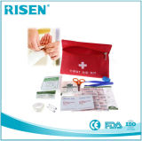Small Mini Portable First Aid Kit for Travelling with FDA Approval