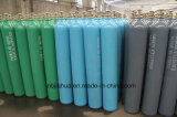 Oxygen Gas Cylinder ISO9809 40L 150bar China Gas Cylinder Manufacturer