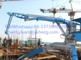 Mobile Hydraulic Concrete Placing Boom with Easy Operation, Reliable Safety and Suitable for The Construction of High Building