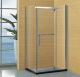 Hotel Bathroom Temper Glass Shower Cabin Shower Enclosure (A-891)