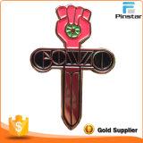 Promotion Metal Craft Gonzo Grateful Dead Pin