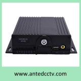 Ahd 4CH 1080P Mobile DVR for Vehicles Supports Dual SD Card