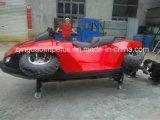 China Manufacture 800cc/1000cc 4WD Amphibious ATV/Jet Ski