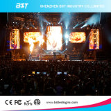 1/16 Scan P3.91mm SMD2121 Full Color Indoor Rental LED Screen for Stage Application
