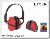 Folding Headband Earmuff Hearing Protection Acoustic Noise Reduction (EY37R)
