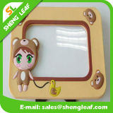 Rubber Decorative Photo Frame for Promotion Items (SLF-PF028)