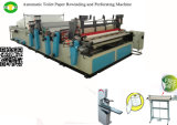 High Speed Automatic Industrial Toilet Paper Roll Converting Machines