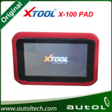 Original Xtool X-100 Pad Tablet Key Programmer with Eeprom Adapter Support Special Functions