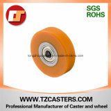Polyurethane Wheel with Aluminum Center