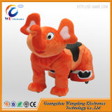 Amusement Park Ride Musical Animated Plush Animal Ride