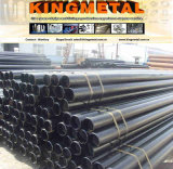 DIN1629 St37.4 / St44.4 /St 35.8 Carbon Steel Seamless Pipe Distrobutor